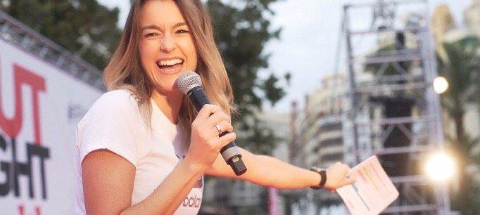 hablar en publico con naturalidad Mónica Martínez